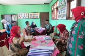 Penilaian Lomba Desa Siaga Aktif tingkat Kabupaten Wonosobo