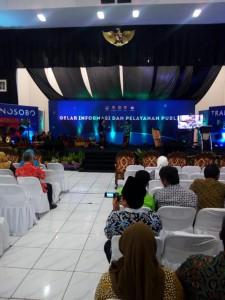 Gelar Informasi dan Pelayanan Publik Kabupaten Wonsoobo Tahun 2018